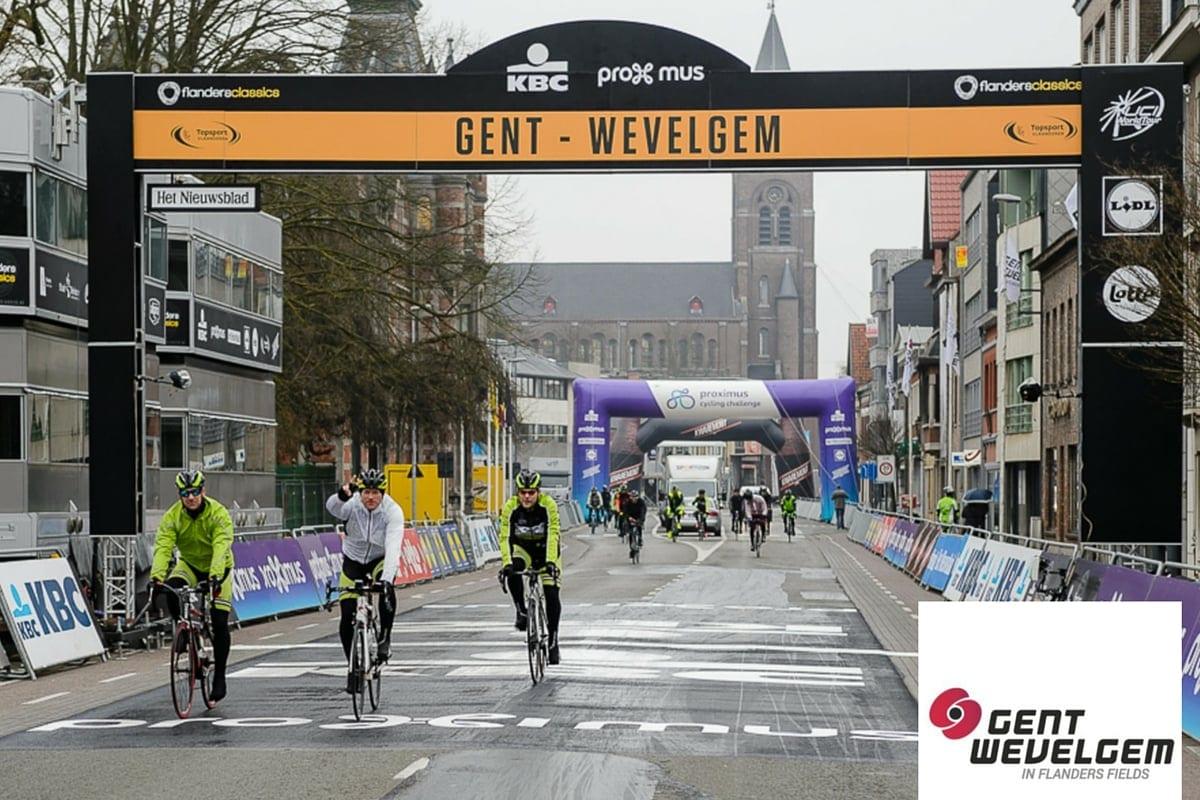 Gent Wevelgem Finish